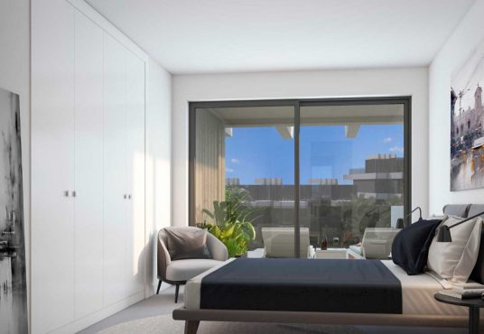 exclusive cutting edge apartments for sale in estepona