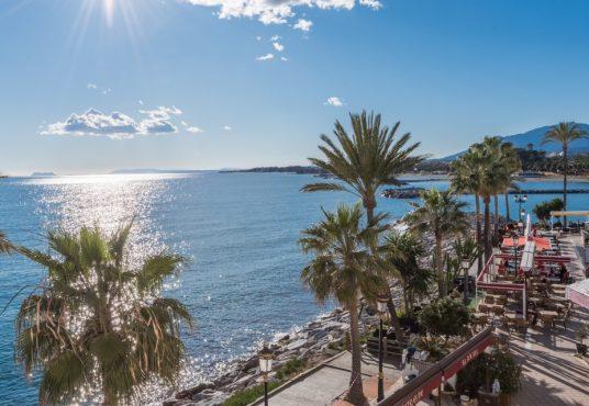 luxury apartment for sale puerto banus