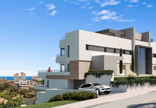 Apartments For Sale in the Heart of Estepona