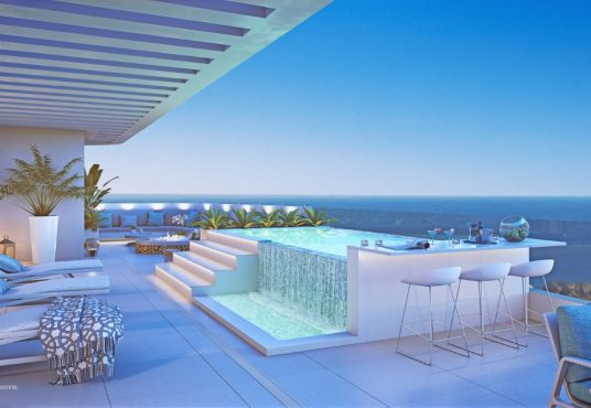 luxury apartments for sale Benalmadena