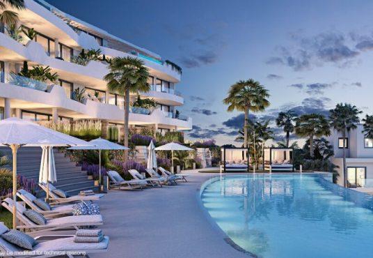 luxury apartments for sale Benalmadena