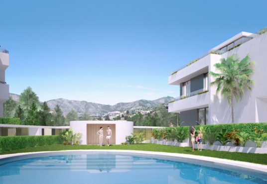 Luxury townhouse for sale Fuengirola