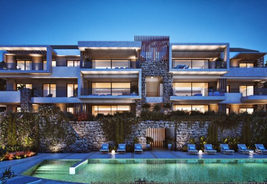 new develpment for sale la quinta, benahavis