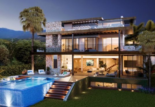 Sustainable Luxury Villas For Sale in Benahavis