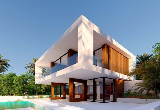 modern villa for sale in estepona