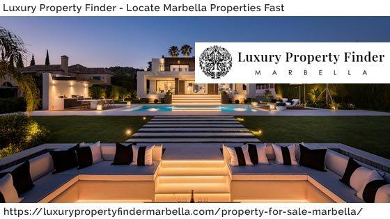 Locate Marbella Properties Fast