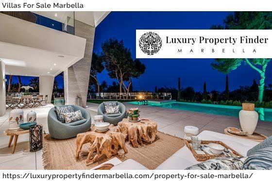 Villas For Sale Marbella